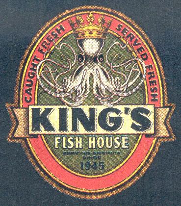 Cthulhu mythos booze and grub for King fish house